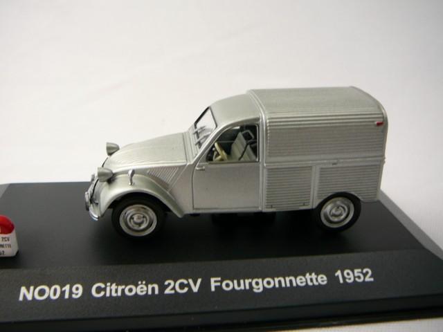 2cv fourgonnette 1952